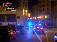 Аресты были проведены спецподразделениями карабинеров провинции Палермо по итогам продолжительного расследования