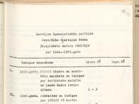 Документы опубликованы на сайте архива в формате pdf. В частности, обнародованы 10 612 документов картотеки, в которую входят имена и активных в конце 1980-х годов агентов КГБ, и исключенных