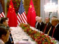 """Трамп назвал встречу с Си Цзиньпином """"необыкновенной"""""""