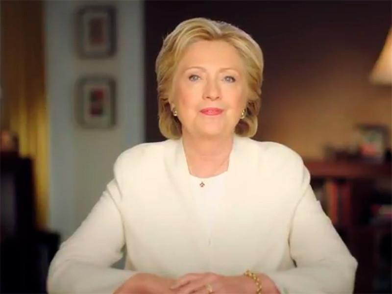 """Мишель Обама сместила Хиллари Клинтон с вершины рейтинга самых восхитительных женщин для американцев"""" />"""