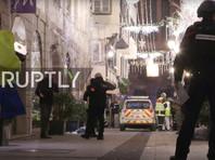 Судимый во Франции и Германии мужчина открыл стрельбу на рождественской ярмарке в Страсбурге: трое погибли, 12 пострадали
