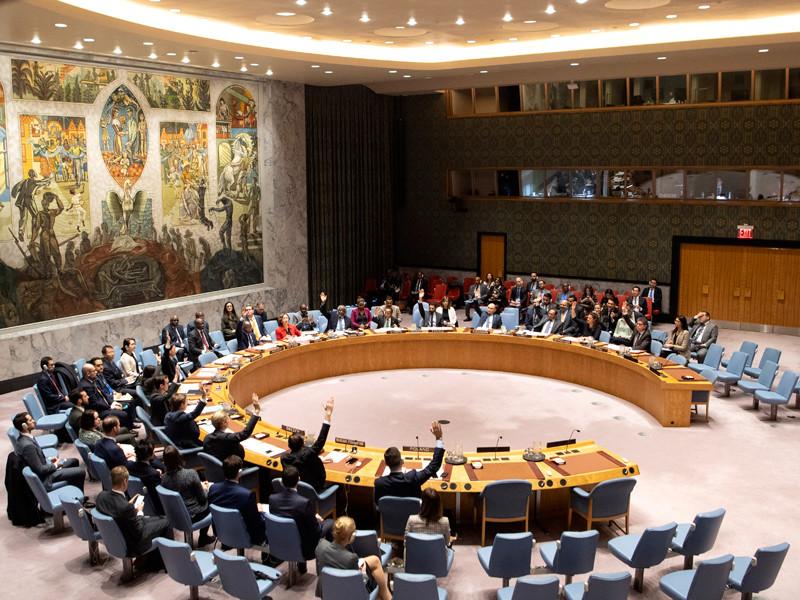 """Германия рассчитывает стать постоянным членом СБ ООН в результате реформы организации"""" />"""