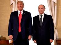 """Путин, Трамп и Мюллер вошли в число кандидатов на звание """"Человек года"""" по версии Time"""