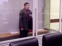 Депутат Украины Надежда Савченко, обвиняемая в попытке свержения конституционного строя, объявила сухую голодовку