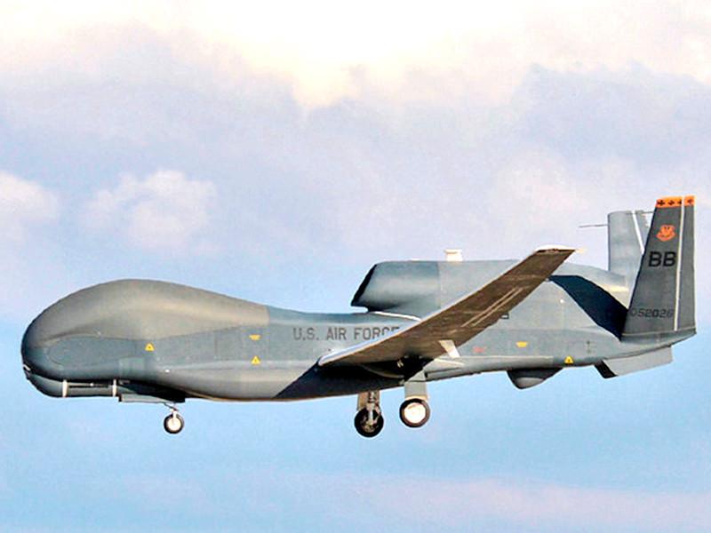 """Дальний беспилотник ВВС США провел разведку в Донбассе и у черноморского побережья"""" />"""