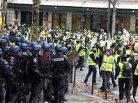 По последним данным префектуры Парижа, 133 человек ранены, в том числе 23 полицейских. 270 человек арестованы
