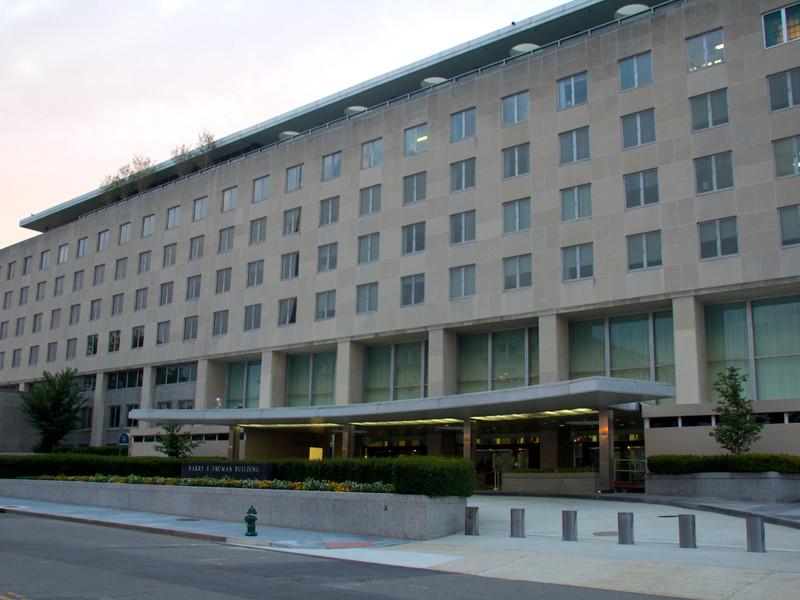 Госдепартамент США предупредил Россию о болезненных последствиях конфликта в Азовском море
