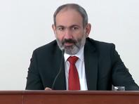 """И.о. премьера Армении счел публикацию в Сети его телефонных бесед """"войной против государственности"""""""