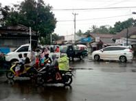 В Индонезии цунами обрушилось на людей, пришедших на концерт, сотни могли пропасть без вести (ВИДЕО)
