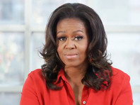 Мишель Обама сместила Хиллари Клинтон с вершины рейтинга самых восхитительных женщин для американцев
