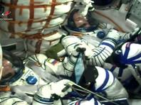 На МКС отправились космонавт Роскосмоса Олег Кононенко, астронавты НАСА и Канадского космического агентства Энн Макклейн и Давид Сен-Жак