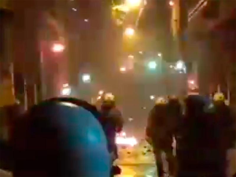 """Афины охватили беспорядки в годовщину убийства греческого подростка, задержаны 66 анархистов (ФОТО, ВИДЕО)"""" />"""