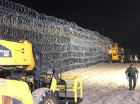 Трамп призвал помочь штату Аризона возвести стену от незаконных мигрантов