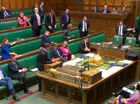 """Министр обороны Великобритании Гэвин Уильямсон заявил, что если Brexit будет реализован по """"жесткому"""" сценарию - без соглашения с ЕС, то британские власти приведут в состояние боеготовности 3,5 тыс. военнослужащих на случай возникновения экстренных ситуаций"""