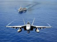 Иранские корабли провели демонстративные пуски ракет вблизи американской авианосной группы