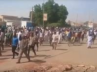 В Судане пятый день не прекращаются протесты против роста цен на хлеб