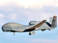 Дальний беспилотник ВВС США провел разведку в Донбассе и у черноморского побережья