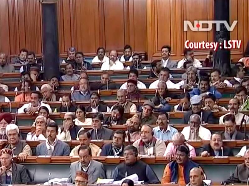 """Парламент Индии вновь признал развод через """"тройной талак"""" уголовным преступлением"""" />"""