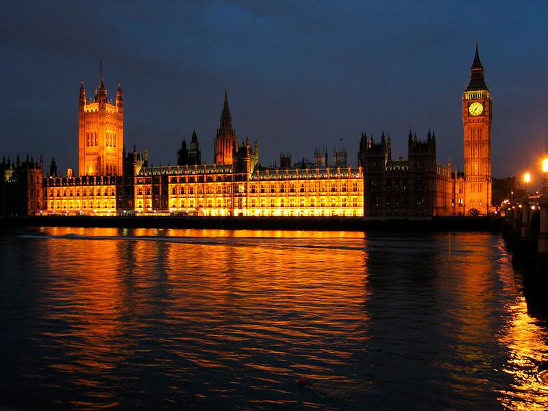 Вестминстерский дворец