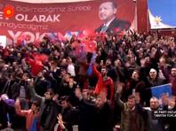 """При этом Эрдоган заявил, что Турция не нуждается в согласии какой-либо стороны для военной операции в Сирии. """"Турецко-сирийское соглашение, подписанное в Адане в 1998 году, дает Анкаре право на проведение военной операции в случае возникновения угрозы с сирийской территории"""", - пояснил турецкий лидер"""