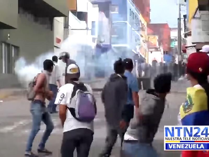 Венесуэла, 24 января 2019 года