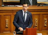 Новый глава парламента Венесуэлы обвинил президента Мадуро в узурпации власти