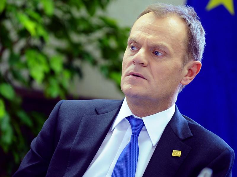 Председатель Европейского совета Дональд Туск в очередной раз заявил, что соглашение по выходу Великобритании из ЕС не подлежит пересмотру