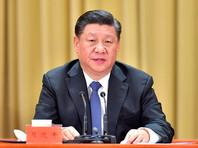 """Глава КНР выступил против независимости Тайваня, которая """"идет вразрез с ходом истории"""", и не исключил применения военной силы"""