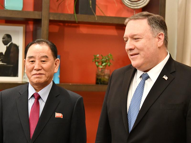 """Северокорейский посланник провел переговоры с Трампом и договорился о новой встрече лидеров США и КНДР"""" />"""