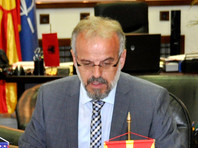 Парламент Македонии одобрил изменение названия государства