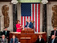 Демократы отказались обсуждать инициативы президента Трампа до прекращения шатдауна