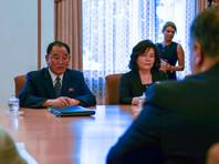 Делегация КНДР отправилась в США договариваться о новой встрече Трампа с Ким Чен Ыном