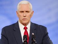 """Пенс обвинил демократов в нежелании вести """"конструктивные переговоры"""" по вопросам, мешающим  возобновить работу  правительства"""