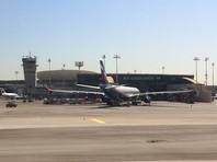 Сирия пригрозила Израилю авиаударом по аэропорту Тель-Авива
