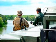 Американские правоохранители применили слезоточивый газ против мигрантов на границе с Мексикой