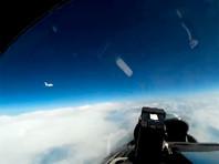 Истребитель Су-27 из состава дежурных сил по ПВО поднимался для перехвата самолета-разведчика ВВС Швеции, обнаруженного над нейтральными водами Балтийского моря