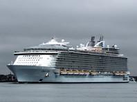Почти 300 пассажиров круизного лайнера заболели кишечной инфекцией во время вояжа по Карибскому морю
