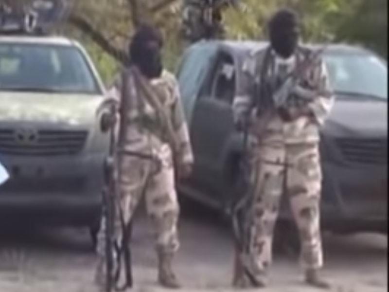 """Боевики связанной с ИГ* группировки захватили город в Нигерии"""" />"""