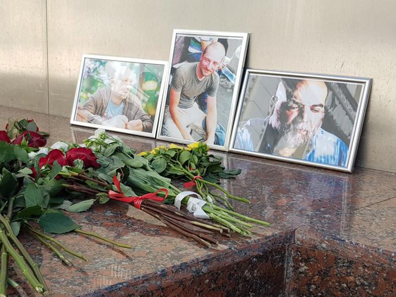 """""""Репортеры без границ"""" потребовали международного расследования убийства российских журналистов в ЦАР"""" />"""