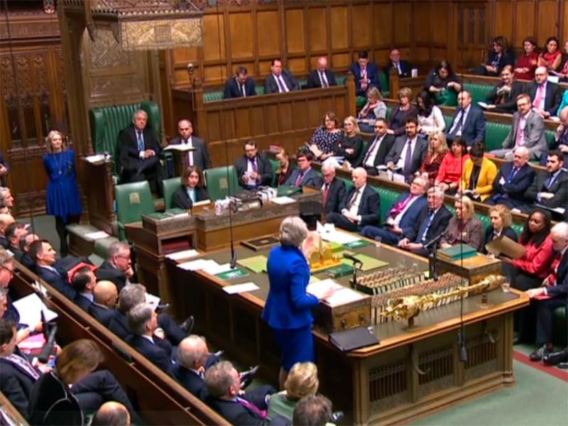 Правительство британского премьер-министра Терезы Мэй преодолело вотум недоверия, вынесенный ему оппозиционной Лейбористской партией