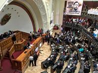 Парламент Венесуэлы начал назначать дипломатических представителей в страны, признавшие Гуайдо президентом