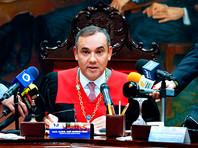Верховный суд Венесуэлы запретил лидеру оппозиции Хуану Гуайдо, 23 января провозгласившему себя временным президентом, выезд из страны и заблокировал его счета, сообщил глава суда Майкель Морено