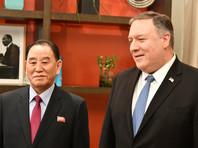 Северокорейский посланник провел переговоры с Трампом и договорился о новой встрече лидеров США и КНДР
