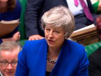 Правительство Терезы Мэй преодолело вотум недоверия в парламенте