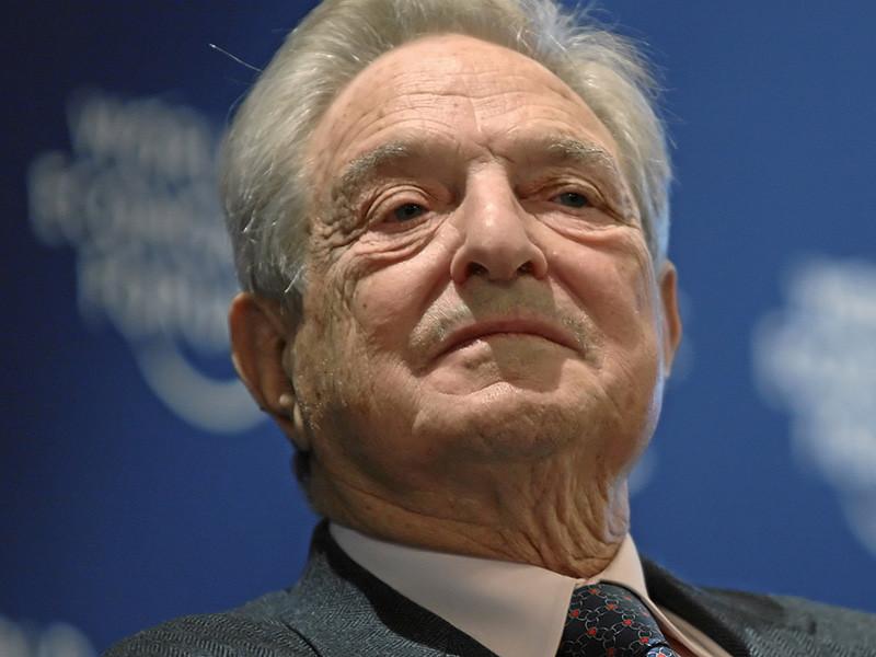 """Миллиардер Джордж Сорос, выступая на Всемирном экономическом форуме в Давосе, предупредил, что холодная война между Китаем и США может перерасти в """"горячую"""", а председателя КНР Си Цзиньпина назвал самым опасным противником демократических обществ"""