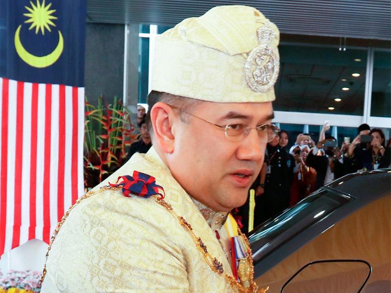 Король Малайзии отрекся от престола