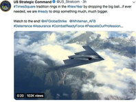 Стратегическое командование США извинилось за новогоднюю шутку про бомбежку Нью-Йорка