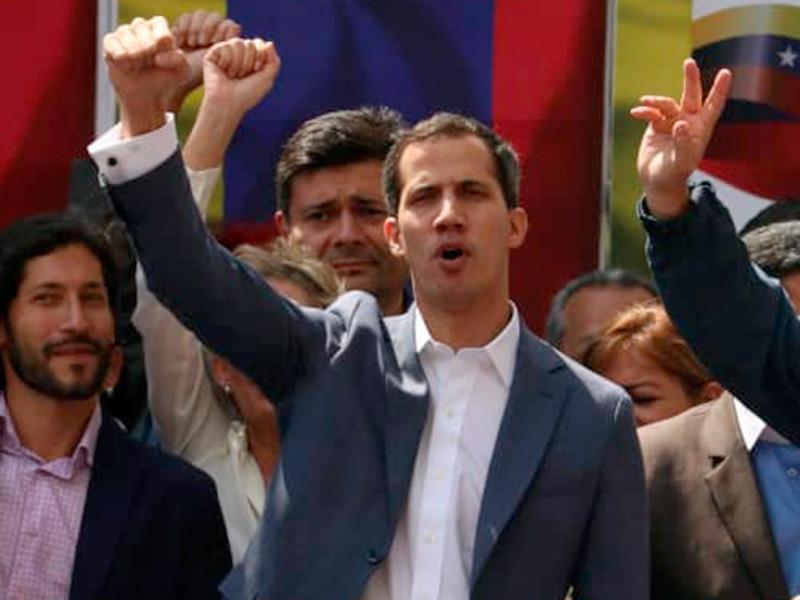 """Спецслужбы Венесуэлы задержали Национальной ассамблеи, отказывающейся признать Мадуро президентом"""" />"""