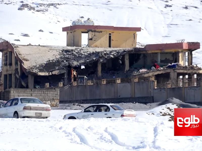 В Афганистане при взрыве автомобиля террориста на тренировочной базе погибли свыше 100 силовиков