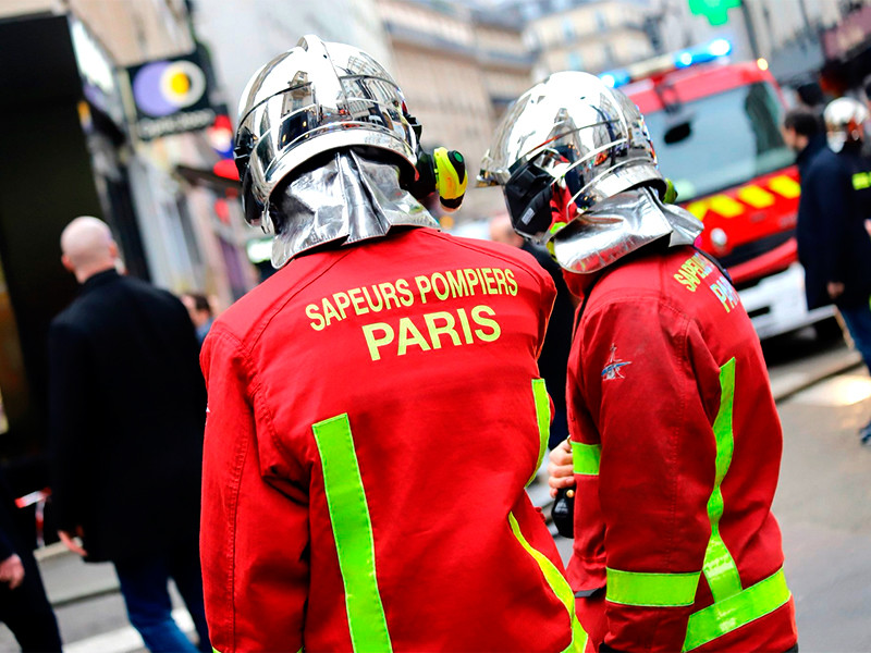 """Мощный взрыв прогремел в центре Парижа, жители рассказали о """"землетрясении"""" (ФОТО)"""" />"""